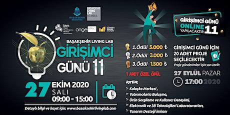 Başakşehir Living Lab Girişimci Günü 11 tickets