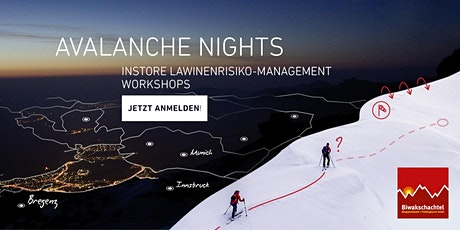 ORTOVOX AVALANCHE NIGHTS | Biwakschachtel tickets