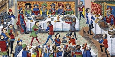L'Italia medioevale:una storia di incontri in cucina, prof. Giacomo Bettini biglietti