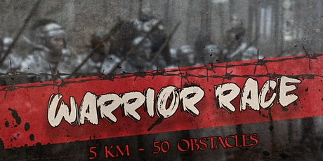 Warrior Race (Obstacle Race) - 5km/50 Obstacles billets