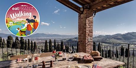 Prato&Vino. Trekking sulla Via Medicea, visita e ristoro Tenuta Capezzana biglietti
