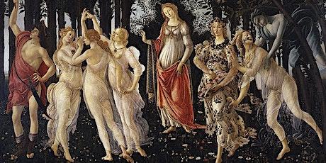 Breve ma intensa storia dell'arte italiana, prof. Lorenzo Raggi biglietti