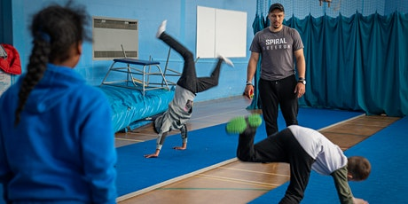 P1A2020 Parkour - PRIMARY (yr 2-6) -After School - 11Wk Course - X11W tickets