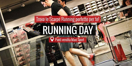 MAXI SPORT| Asics Running Day, Sesto San Giovanni Sabato 3 Ottobre 2020 biglietti