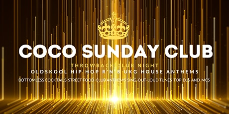 Coco Sunday Club tickets
