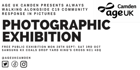 VIP Private View Multimedia photographic exhibition tickets