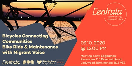 Bicycles Connecting Communities: Bike Ride & Maintenance with Migrant Voice tickets