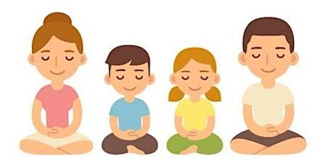 Family Yoga Class (Fall) tickets