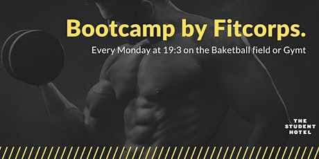 Free Bootcamp by Fitcorps tickets
