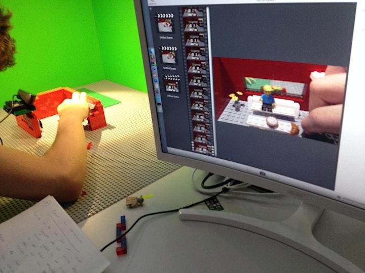 Lego Trickfilm Fortsetzungskurs: Bild