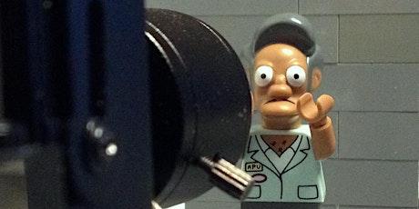 Lego Trickfilm Fortsetzungskurs Tickets