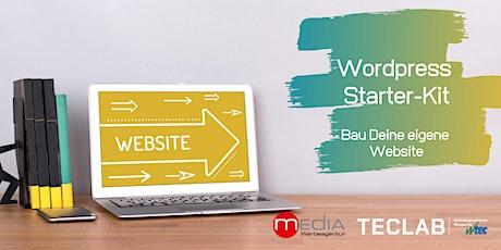 Wordpress Starter-Kit Teil 2 Tickets