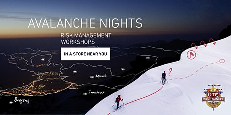 ORTOVOX AVALANCHE NIGHTS | Ute Mountaineer tickets