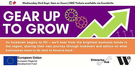 Enterprise Hub presents: Gear Up to Grow tickets