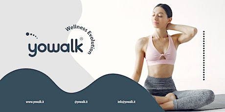 Yowalk  Wellness Evolution biglietti