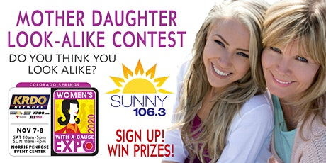 SUNNY106.3 Mother Daughter Look-Alike Contest at the CS Women's Expo 2020 tickets