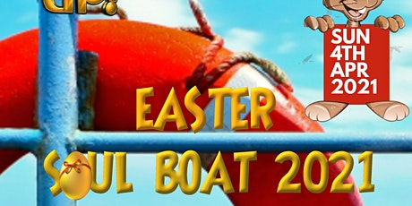 The Souled Up Easter Soul Boat tickets