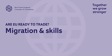 Are EU Ready to Trade?: Migration & Skills tickets