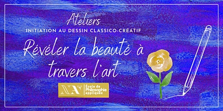 Ateliers de dessin - Révéler la beauté à travers l'art tickets