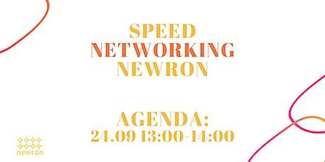 Speed Networking Newron ingressos