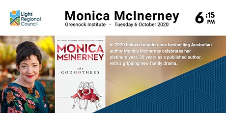Meet the Author: Monica McInerney tickets
