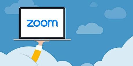 Formation interactive sur la télépratique pour stagiaires ZOOM télésanté billets