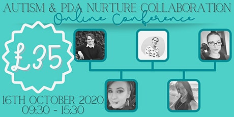 Autism and PDA Nurture Collaboration Conference tickets