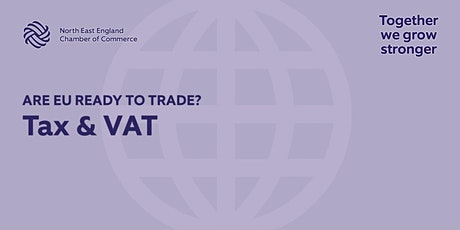 Are EU Ready to Trade?: Tax & VAT tickets