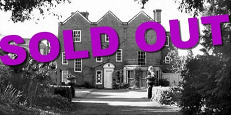 SOLD OUT Belgrave Hall Leicester Ghost Hunt Paranormal Eye UK tickets