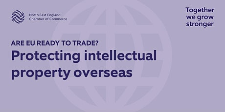 Are EU Ready to Trade?: Protecting Intellectual Property Overseas tickets