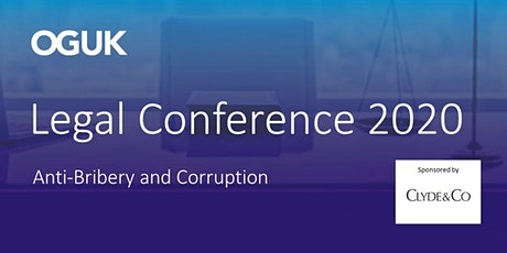 Legal Conference: Anti-Bribery and Corruption tickets