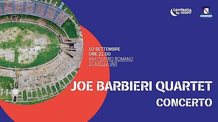 Immagine Joe Barbieri Quartet - Avella