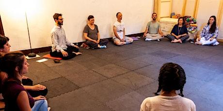 Presentazione del corso di Mindfulness per la Riduzione dello Stress (MBSR) biglietti