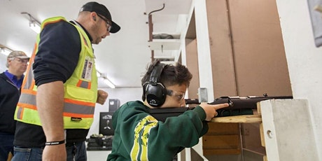 Kids Firearm Safety 2 (Live Fire) Sponsored by Ace Buyers tickets