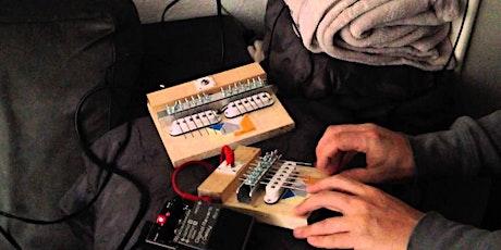 Workshop: Das eigene Instrument – Kalimba bauen mit Yuri Landmann Tickets