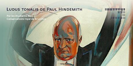 Ludus tonalis de Paul Hindemith billets