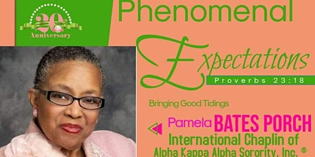 Phenomenal Expectations: 20th Anniversary Ecumenical Service tickets