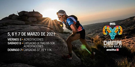 S2 CHAMPA ULTRA RACE PETZL - ANSILTA 2021 entradas