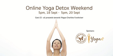 Yoga Detox Weekend - Online Retreat tickets