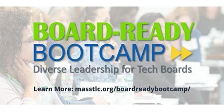 Board-Ready Bootcamp Networking Event  (Oct 8, 15, and 22) tickets