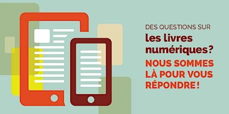 L'emprunt de livres numériques…  comment aider vos usagers ! billets