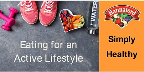 Eating for an Active Lifestyle tickets