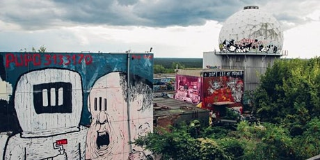 Hip Berlin Underground Tour - Street Art, Clubbing and Teufelsberg issue Tickets