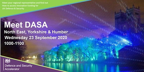Meet DASA -  North East, Yorkshire & Humber tickets