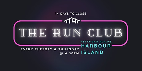 The Run Club tickets