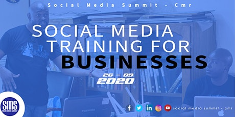Social Media Training Workshop For Businesses billets