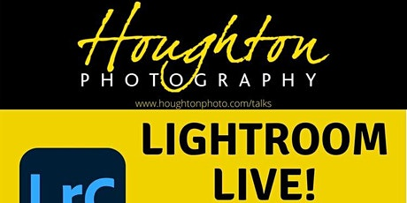 Lightroom Live! with Joe Houghton tickets