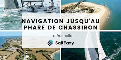 Navigation jusqu'au Phare de Chassiron billets