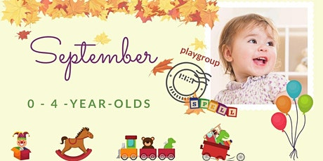 English speaking playgroup 0 - 4 years old billets