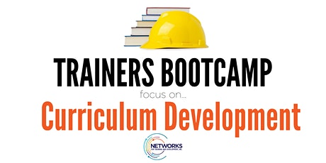 Curriculum Development - Trainers' Bootcamp [COS] tickets